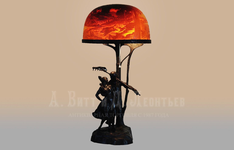 Настольная лампа на прищепке — купить настольные лампы с